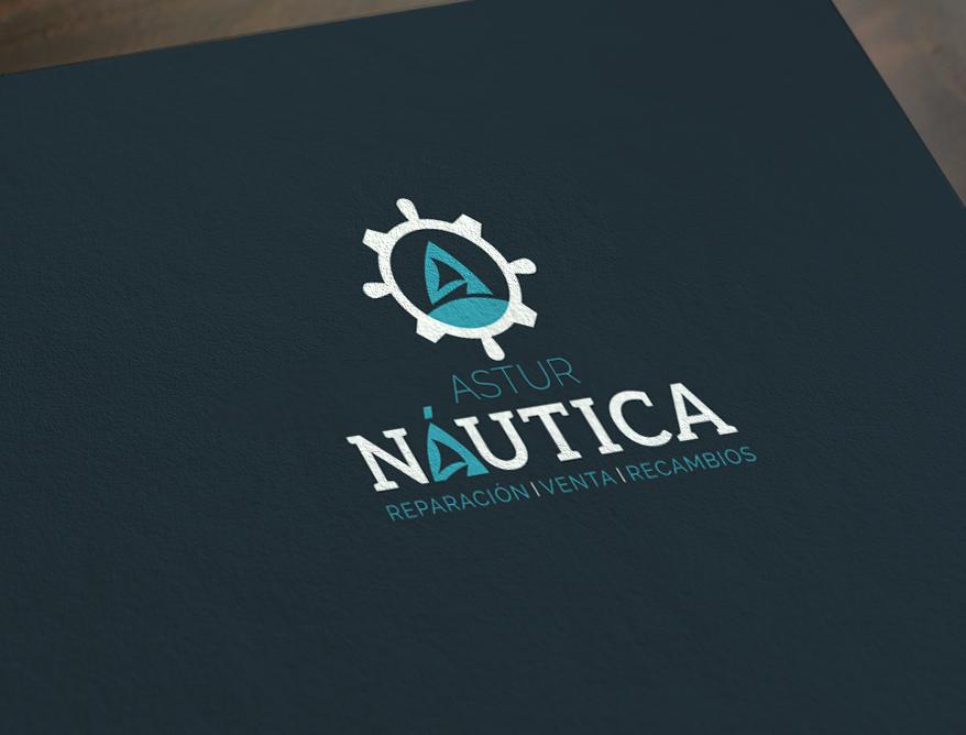 Logotipo Asturnautica