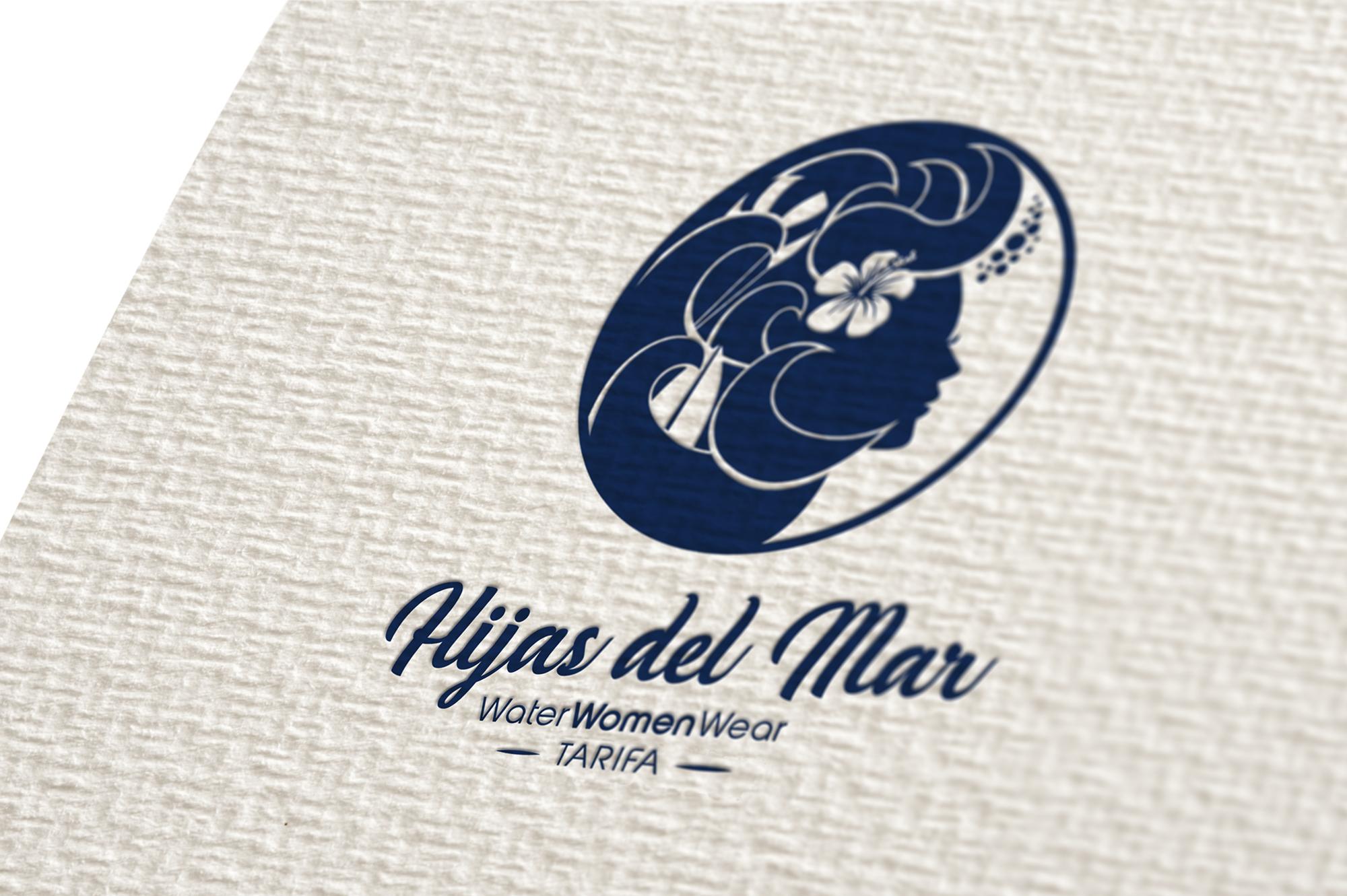 Logo Hijas del Mar