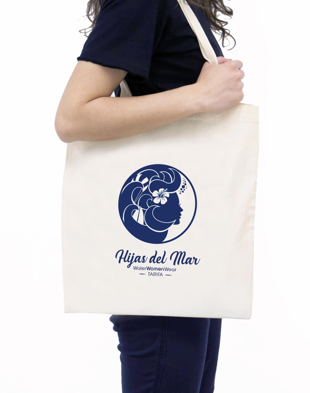 Merchandising Bolsa tela Hijas del Mar