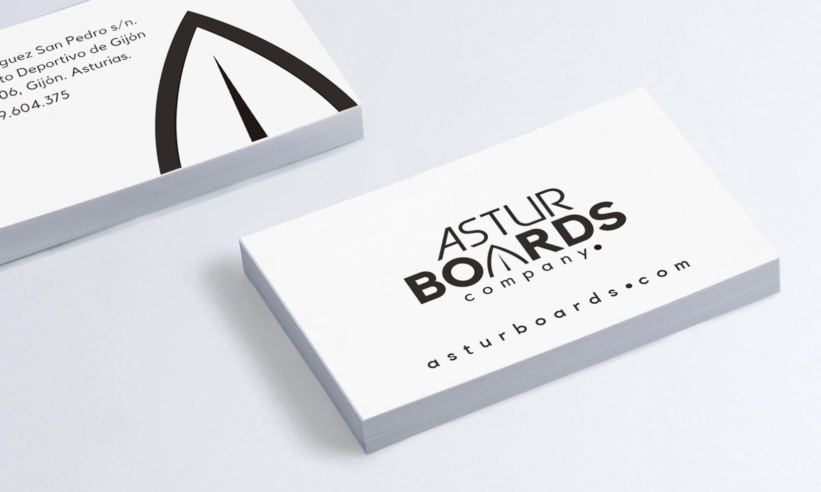 Tarjeta Asturboards