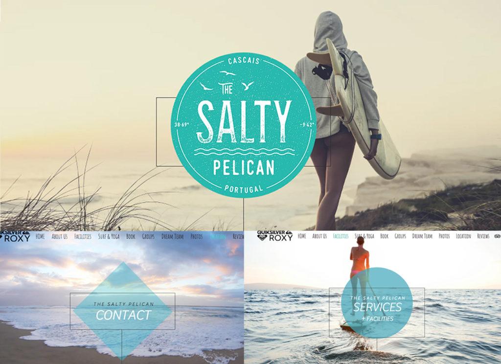 SALTY SURF