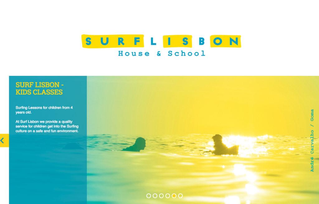SURF IN LISBON