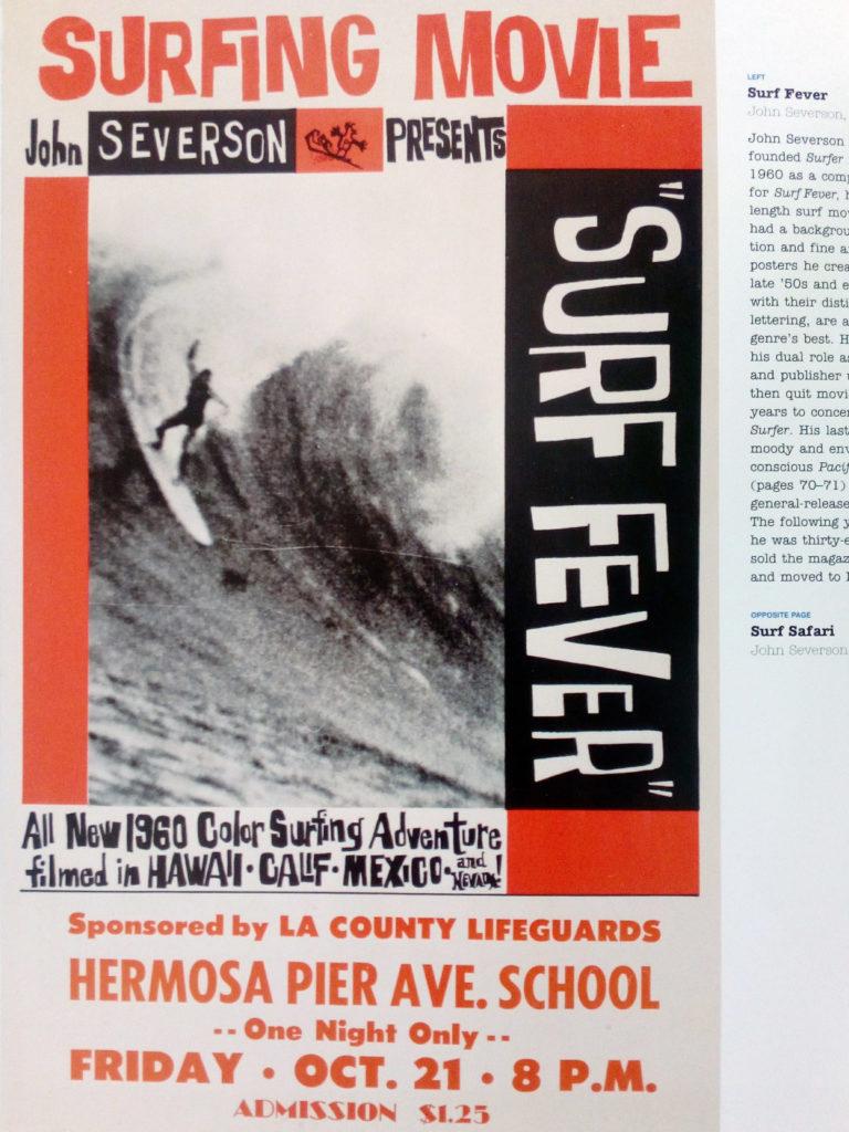 Surf Fever Poster