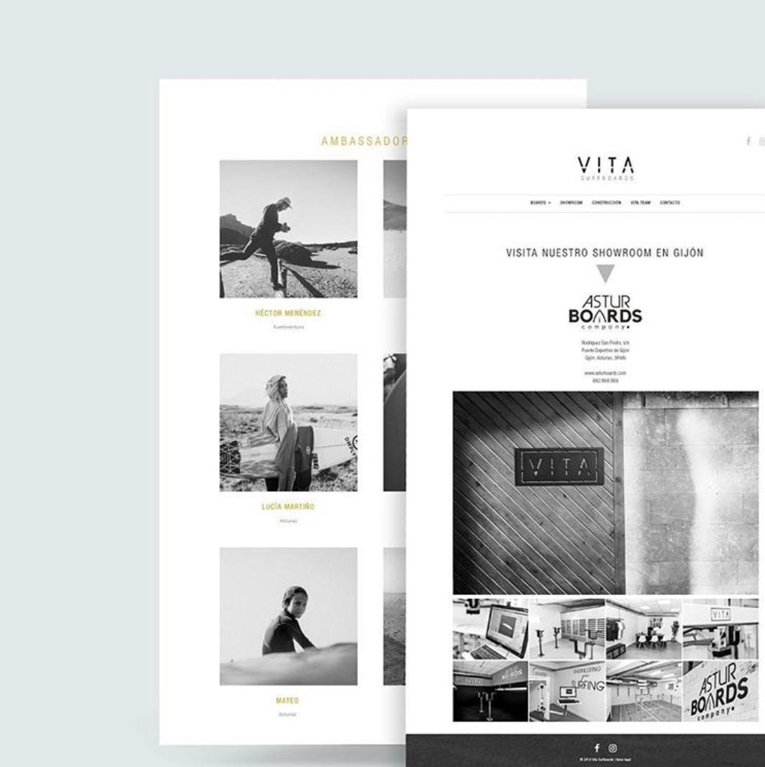 Web vitasurfboards