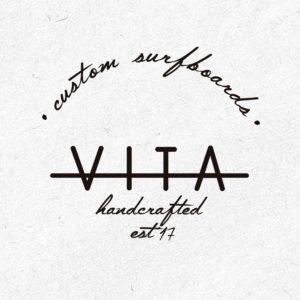 Vita Surfboards Logo