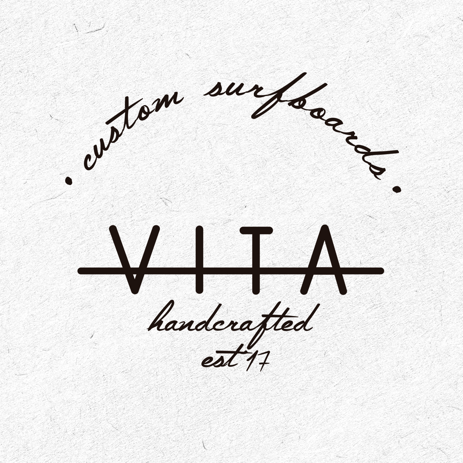 Vita Surfboards Logo