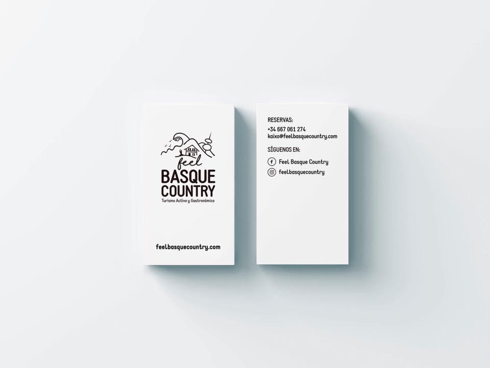 feel basque country tarjeta