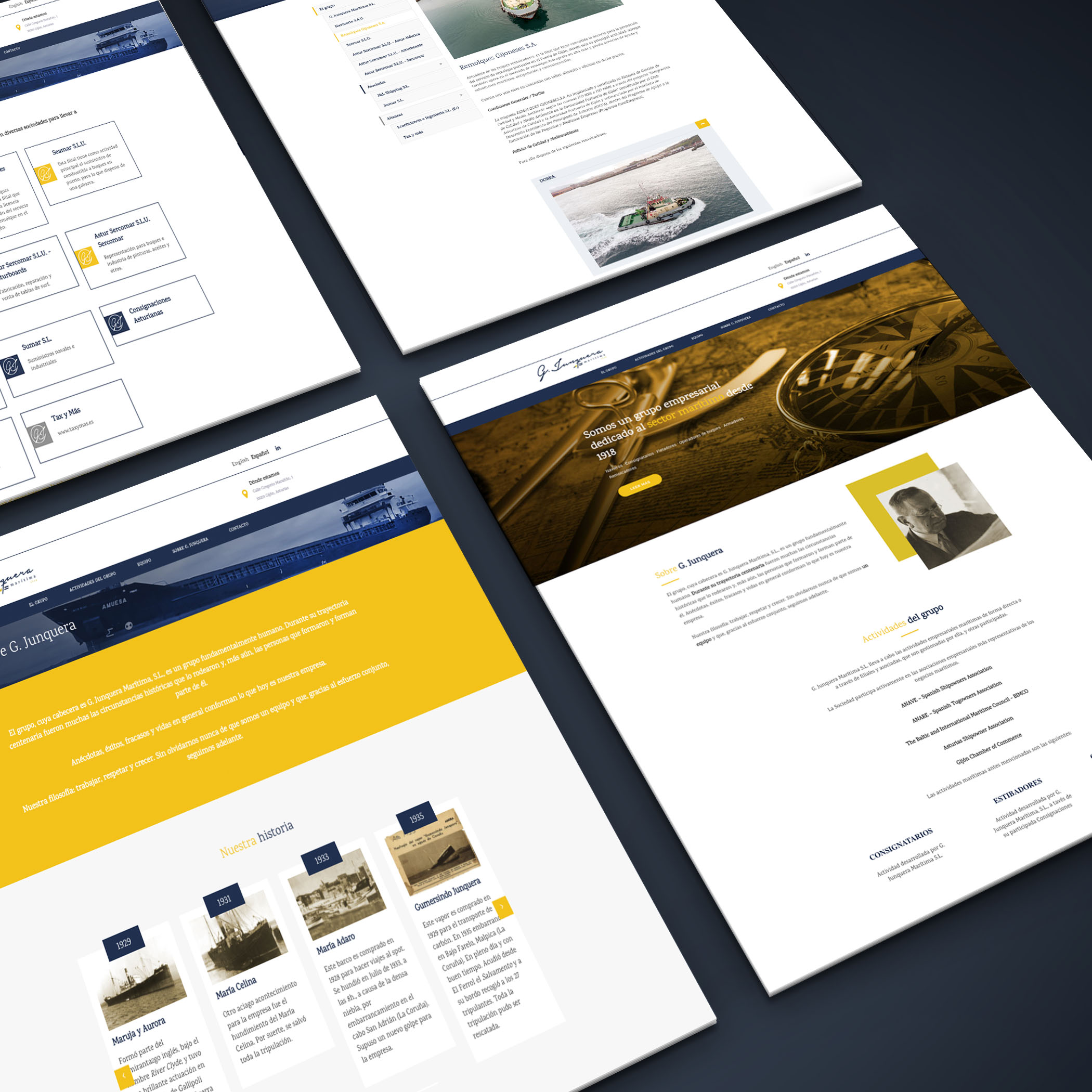 diseño web gijon